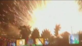 Chinese New Year fireworks explosion kills 3 in Thailand - no comment