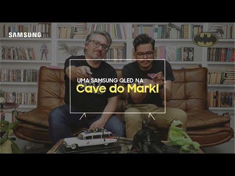 Uma Samsung QLED Na Cave Do Markl #2