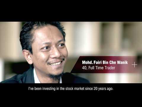 KenTrade Trading Challenge III Grand Prize Winner - Mohd. Fairi