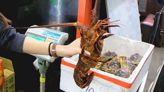 Giant lobster fishing indoor ~Taiwan Fun Activity