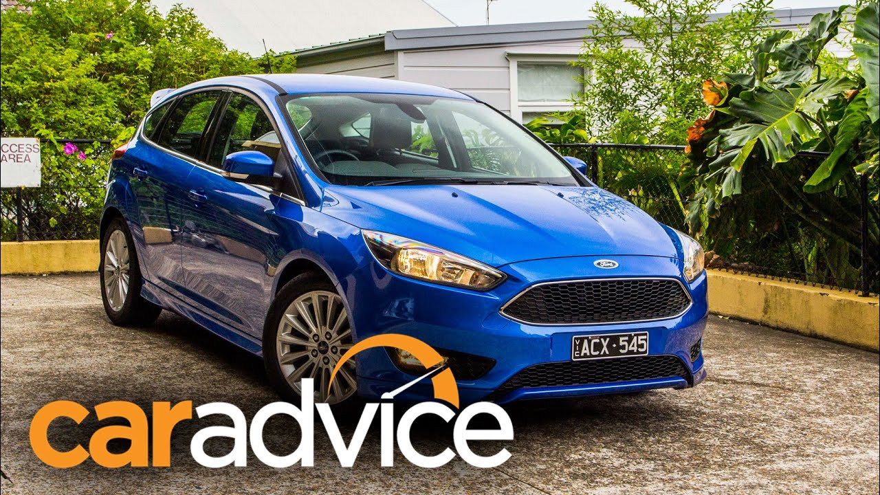 Ford Focus Sport >> 2016 Ford Focus Sport Review Youtube