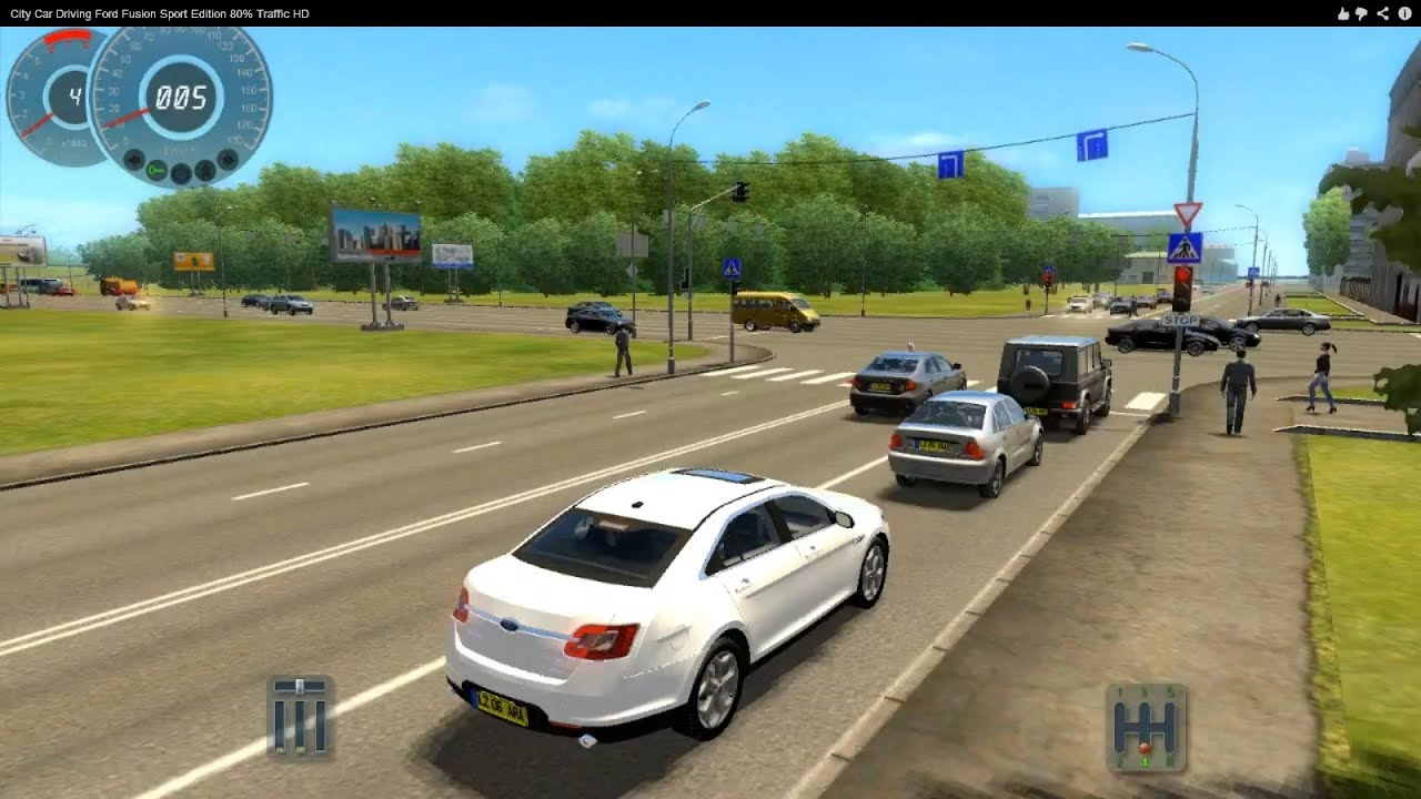 City Car Driving Simulator Free Download For Pc