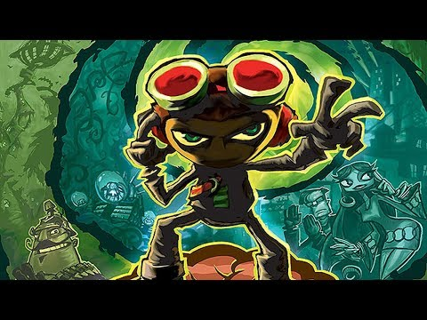 Psychonauts Xbox Original on Xbox One Gameplay