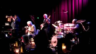 "ALPHONSE MOUZON WITH THE ELEVENTH HOUSE IN SEATTLE SEPT  7, 2013  ""THE FUNKY WALTZ"" PART ONE"