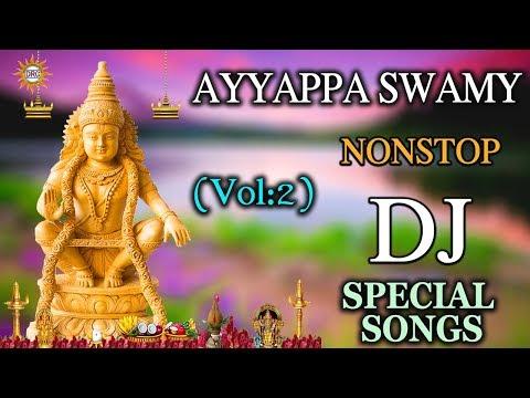 Ayyappa Swamy Nonstop DJ Special Songs || Disco Recording Company