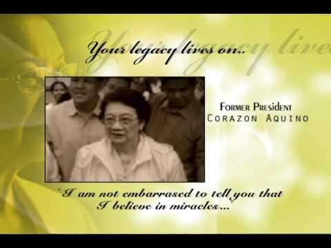 In memoriam: President Corazon Aquino [6]