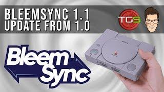 Bleemsync 1.1 Update from 1.0 Tutorial for PS Classic | USB 3.0 via OTG!
