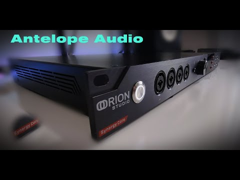 Antelope Audio Orion Synergy Core Audio Interface (Review)