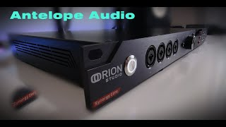 Download Antelope Audio Orion Synergy Core Audio Interface (Review)