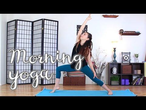 Morning Yoga - Gentle & Energizing Wake Up Call