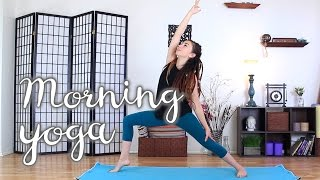 Morning Yoga - Gentle & Energizing Wake Up Call