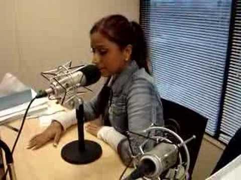 SHEZ KHAN @ RADIO SUR SANGAM IN EDMONTON