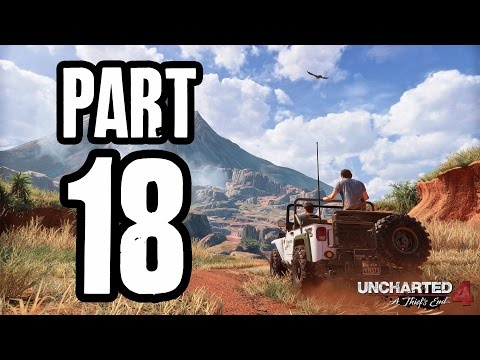 Uncharted 4 | #18 | Agraelus | CZ Lets Play / Gameplay [720p] [PS4]