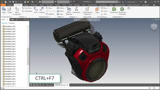 Autodesk Inventor tutorial # 01 # V12 Engine Episode 01