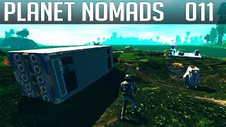 PLANET NOMADS #011 | Jetpack Upgrade | HC | Gameplay German Deutsch thumbnail