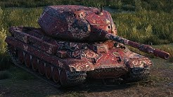 World of Tanks ST-I - 8 Kills 9,7K Damage