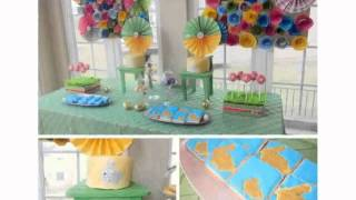 Table Centerpieces For Easter