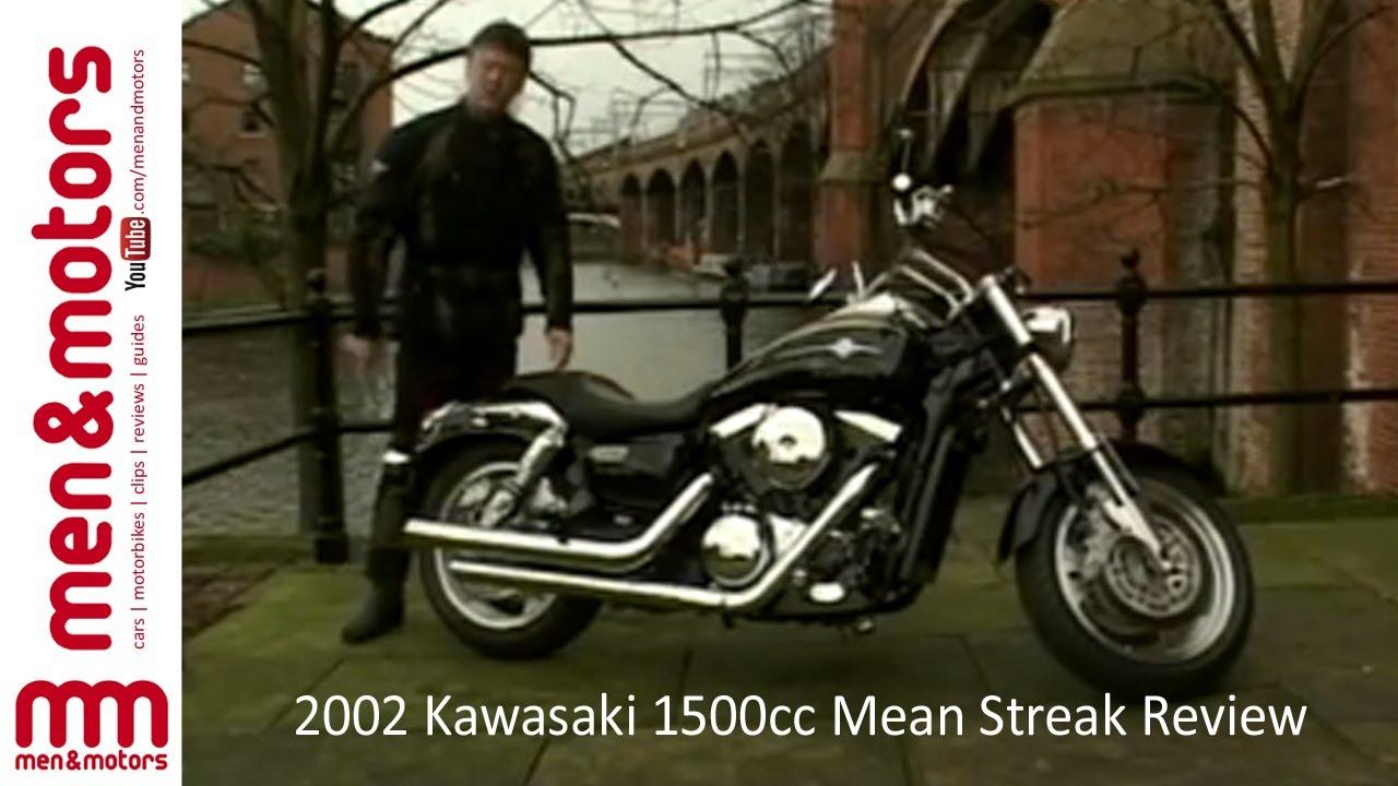 2002 Kawasaki 1500cc Mean Streak Review