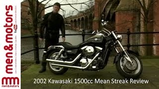 2002 Kawasaki 1500cc Mean Streak Review