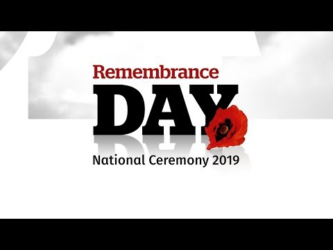 National Remembrance Day Ceremony 2019