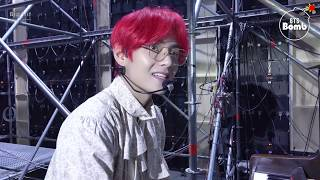 [BANGTAN BOMB] V's Piano solo showcase - BTS (방탄소년단)