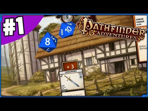 Pathfinder Adventures (Steam/PC) - The Campaign Begins! | PART 1 | Pathfinder Adventures Let's Play