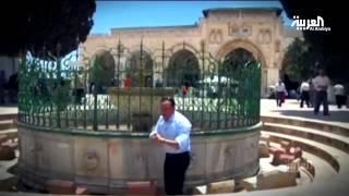 داخل المسجد الأقصى .. الخميس على شاشة #العربية