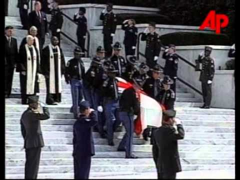 Alabama Gov. George Wallace State Funeral Highlights