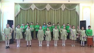 162 Ансамбль Туллуктар с Амга Республика Саха Я