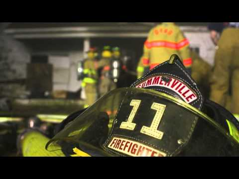 Firefighters Tribute: So God made a Fireman