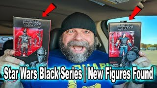 Star Wars Black Series | New Figures Found