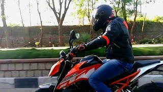KTM Duke 250 2017 First Ride Review, Should You Buy One?