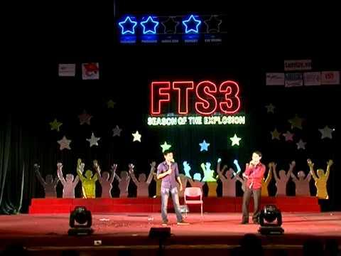 """Giải ba FU Talent Show: Hài Kịch """"Gặp nhau cuối kì"""" - Hồ Sơn & Tử Hà"""