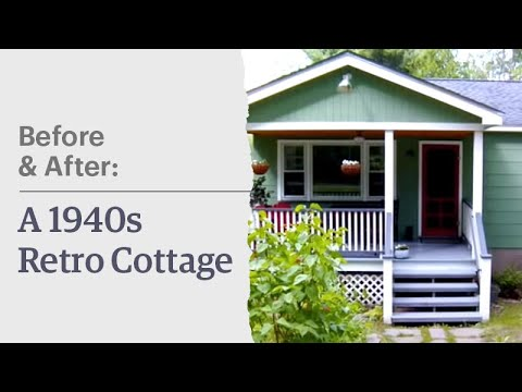 There's No Place Like Here: Retro Renovation at Luxton Lake