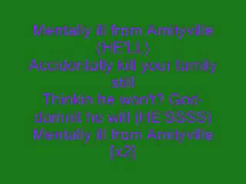 Eminem   Amityville Lyrics