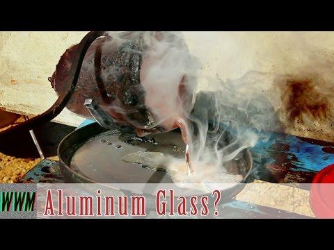 Aluminum Glass?