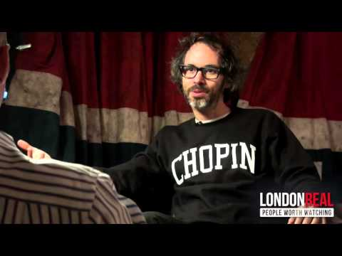 IT'S RAMMED FULL OF ASSHOLES - James Rhodes on The Music Industry
