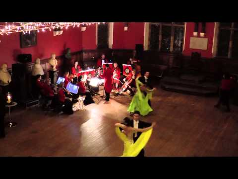 Strictly LBE - Ballroom Dancing at the EBA Oxford Summit Ball