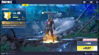 Fortnite Dark knight account for a very good and stacked account read description