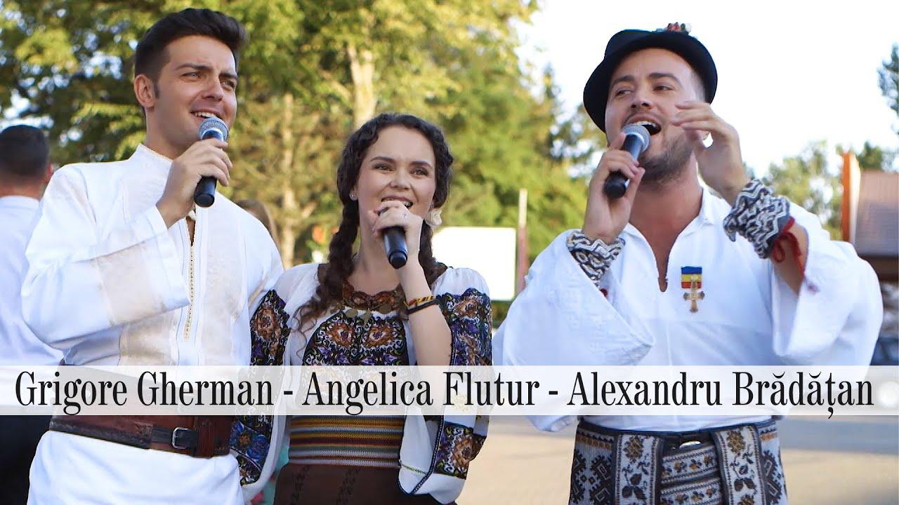 Grigore Gherman, Angelica Flutur, Alexandru Bradatan - Trio din Bucovina