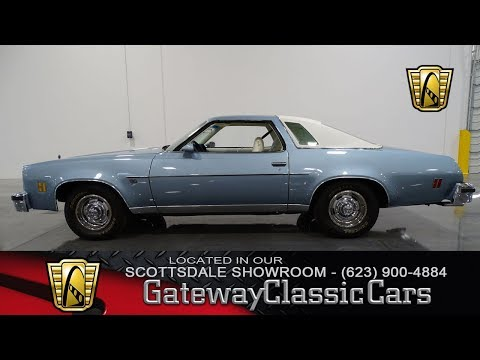 1976 Chevrolet Malibu Gateway Classic Cars of Scottsdale #64
