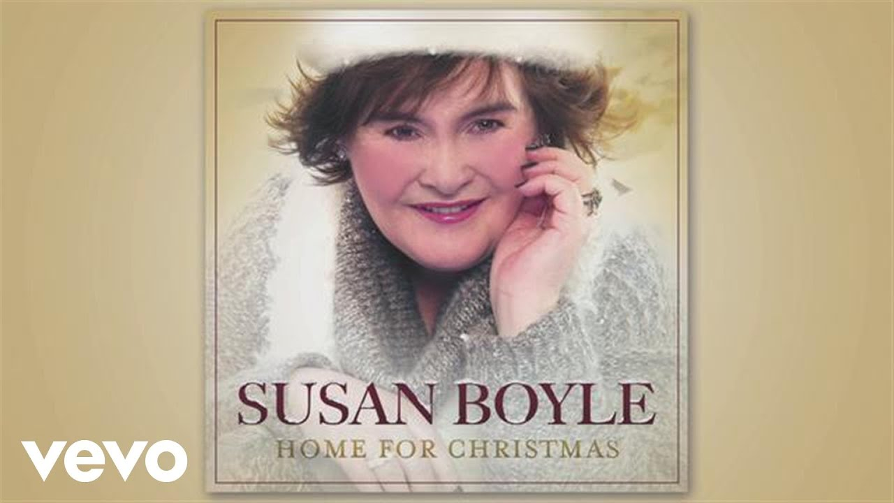 Susan Boyle - I'll Be Home for Christmas (Audio) - YouTube