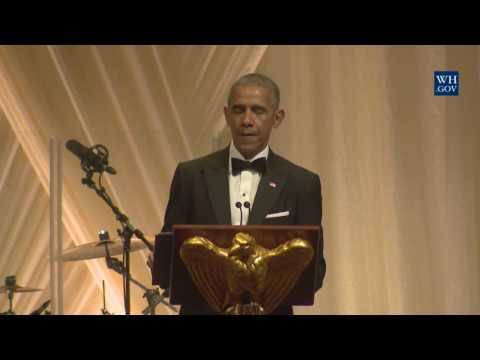 Obama Hosts Italy At State Dinner- Full Speech