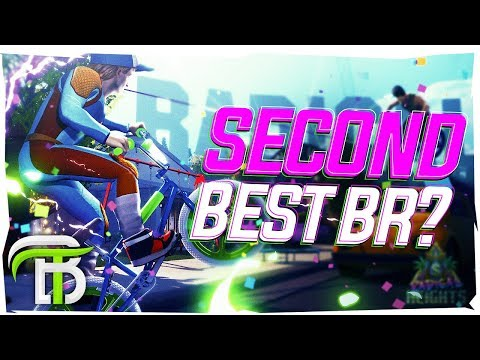 THE BEST BATTLE ROYALE?? (Radical Heights Battle Royale Gameplay)