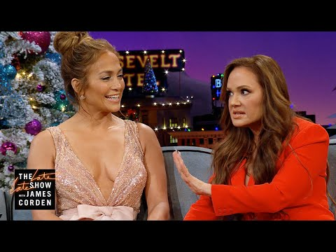 Leah Remini & Jennifer Lopez Explain Brooklyn v. Bronx