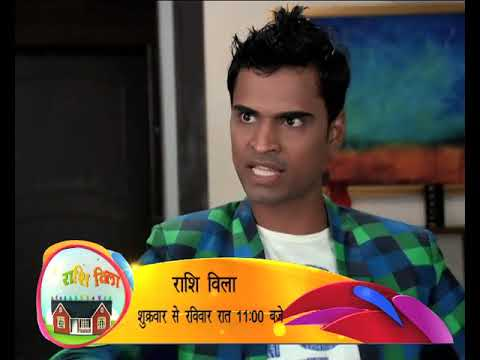 "Watch ""Rashi Villa"" -  Friday to Sunday at 11.00 pm only on DD National"