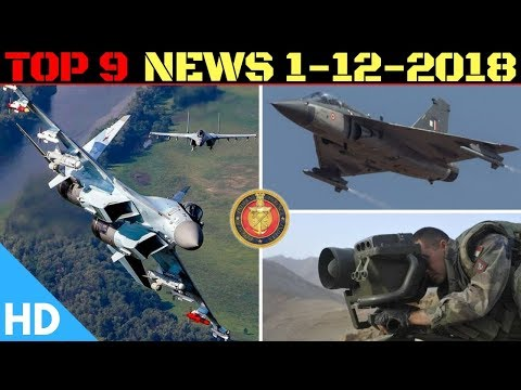 Indian Defence Updates : 231 Tejas Order,RFP for Army Sniper Rifle,DRDO SANT Test,Cope India 2018