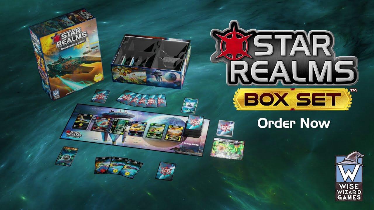 Star Realms Box Set