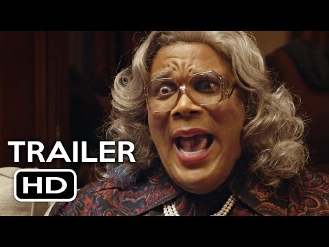Boo! A Madea Halloween Official Trailer #1 (2016) Tyler Perry, Bella Thorne Comedy Movie HD