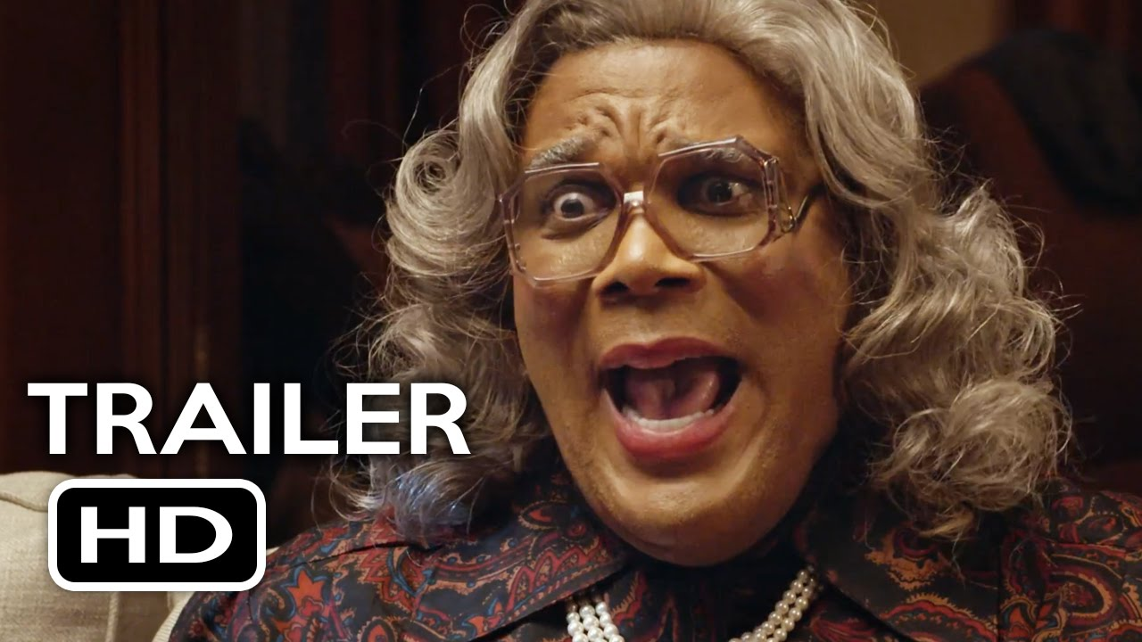 boo! a madea halloween official trailer #1 (2016) tyler perry, bella